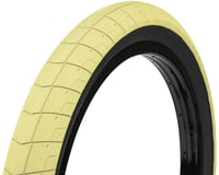 Eclat Fireball Tire (Pastel Yellow/Black)