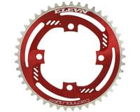 Elevn Thrust 4-Bolt Chainring (Red)