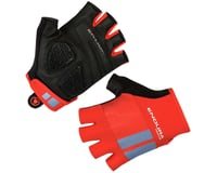 Endura FS260-Pro Aerogel Mitt Short Finger Gloves (Red)
