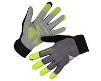 Endura Windchill Gloves (Hi-Viz Yellow)