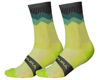 Endura Jagged Sock (Lime Green)