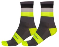 Endura Bandwidth Sock (Hi-Viz Yellow)