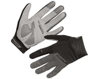 Endura Women's Hummvee Plus Bike Glove II (Black)