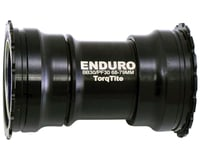 Enduro TorqTite Bpttom Bracket: PF30, XD-15 Corsa Angular Contact Ceramic Bearin