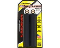 "ESI Grips ESI XL 6.75"" Extra Chunky Grips (Black) 