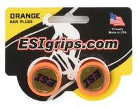 Image 2 for ESI Grips ESI Bar Plug (Orange)