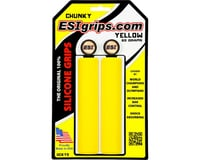 Esi Grips Chunky Silicone Grips (Yellow) (32mm)