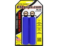 ESI Grips Extra Chunky Silicone Grips (Blue) (34mm)