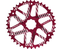 Image 1 for E*Thirteen Extended Range Cog Shimano Compatible (Red) (42T)