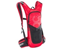 EVOC CC 3L Race Lite Performance Backpack (Red/Black)