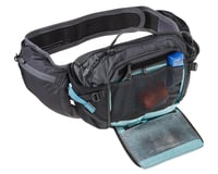 Image 3 for EVOC Hip Pack Pro Hydration Pack  (Carbon Grey/Chili Red) (100oz/3L)