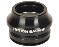 "Fiction Savage Integrated Headset (Black) (1-1/8"") 