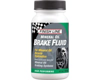 Finish Line Mineral Oil Brake Fluid, 4oz | alsopurchased