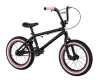 "Fit Bike Co 2021 Misfit 14"" BMX Bike (14.25"" Toptube) (Black)"