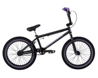 "Fit Bike Co 2021 Misfit 18"" BMX Bike (18"" Toptube) (Matte Black)"
