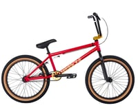 "Fit Bike Co 2021 Series One BMX Bike (SM) (20.25"" Toptube) (Gloss Red)"