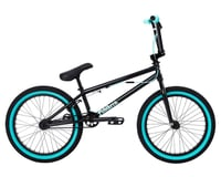 "Fit Bike Co 2021 PRK BMX Bike (MD) (20.5"" Toptube) (Black Teal Flake)"