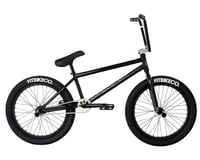 "Fit Bike Co 2021 STR Freecoaster BMX Bike (MD) (20.5"" Toptube) (Gloss Black)"