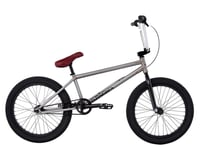 "Fit Bike Co 2021 TRL BMX Bike (2XL) (21.25"" Toptube) (Gloss Clear)"