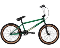 "Fit Bike Co 2021 TRL BMX Bike (XL) (21"" Toptube) (Trans Green)"