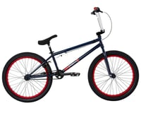 "Fit Bike Co 2021 Series 22 BMX Bike (21.125"" Toptube) (Navy Blue)"