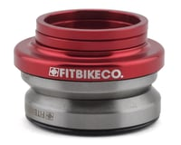 Fit Bike Co Integrated Headset (Blood Red)