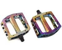 Fit Bike Co Alloy Unsealed Pedals (Oil Slick)