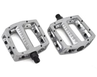 Fit Bike Co Mack Alloy Unsealed Pedals (Silver)
