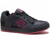 Image 1 for Five Ten Women's Freerider Flat Pedal Shoe (Black/Berry) (7)
