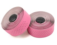 fizik Superlight 2mm Thick Perforated Microtex Handlebar Tape (Pink)