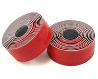 fizik Superlight 2mm Thick Perforated Microtex Handlebar Tape (Glossy Red)