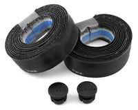 fizik Vento Microtex Tacky Handlebar Tape (Black) (2mm Thick)
