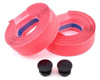 Image 1 for fizik Vento Microtex Tacky Handlebar Tape (Pink Fluorescent) (2mm Thick)