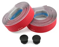 fizik Tempo Microtex Classic Handlebar Tape (Red) (2mm Thick)