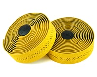 fizik Tempo Bondcush Soft Handlebar Tape (Yellow) (3mm Thick) | relatedproducts