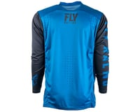Image 2 for Fly Racing Radium Jersey (Blue/Charcoal) (S)