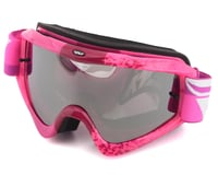 Image 1 for Fly Racing Zone Composite Goggle (Grey/Pink) (Clear Lens)