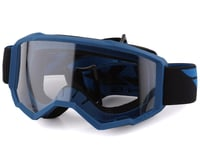 Fly Racing Focus Goggle (Blue) (Clear Lens)