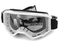 Fly Racing Focus Goggle (White) (Clear Lens)