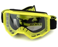 Fly Racing Focus Goggle (Hi-Vis Yellow) (Clear Lens)