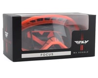 Image 2 for Fly Racing Focus Goggle (Orange) (Clear Lens)