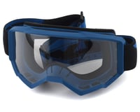 Fly Racing Focus Youth Goggle (Blue) (Clear Lens) | relatedproducts