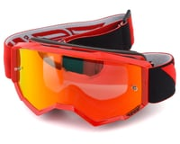 Image 1 for Fly Racing Zone Youth Goggle (Red) (Red Mirror Lens)