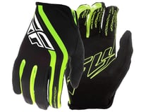 Fly Racing Windproof Gloves (Black/Hi Vis)