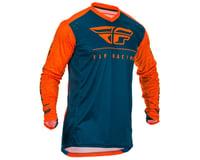 Fly Racing Lite Jersey (Orange/Navy)