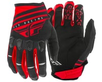 Image 1 for Fly Racing Kinetic K220 Gloves (Red/Black/White) (XL)