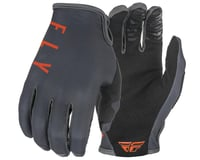 Fly Racing Lite Gloves (Grey/Orange)
