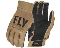 Fly Racing Pro Lite Gloves (Khaki/Black)