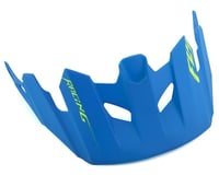 Fly Racing Freestone Replacement Visor (Matte Blue/Hi-Vis)