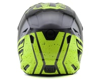 Image 2 for Fly Racing Kinetic K120 Youth Helmet (Hi-Vis/Grey/Black) (Kids M)
